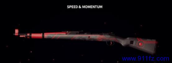 绝地求生 辅助黑红疾风M416另一把枪械皮肤